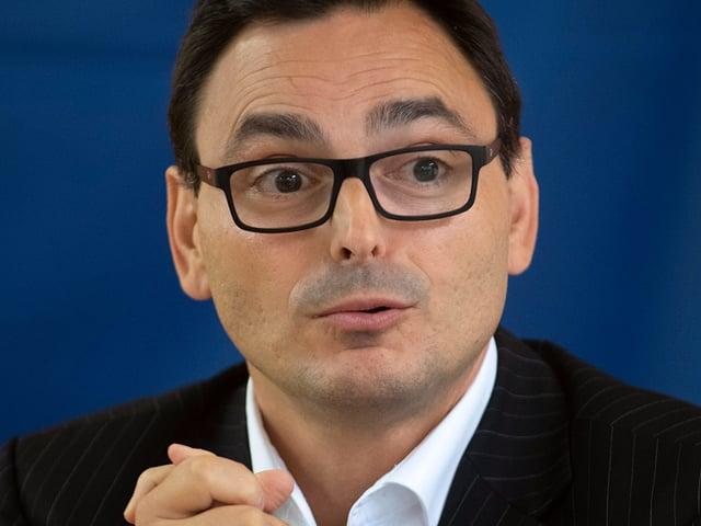 Raffaele De Rosa (CVP)