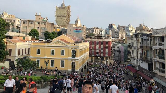 Portugiesischer Baustil in Macau