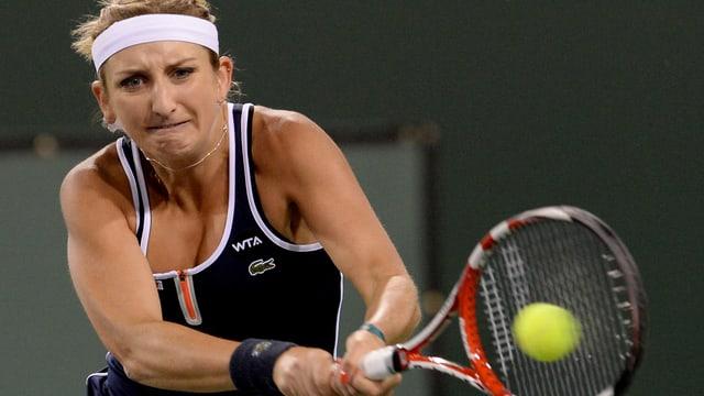 Timea Bacsinszky dat tennis