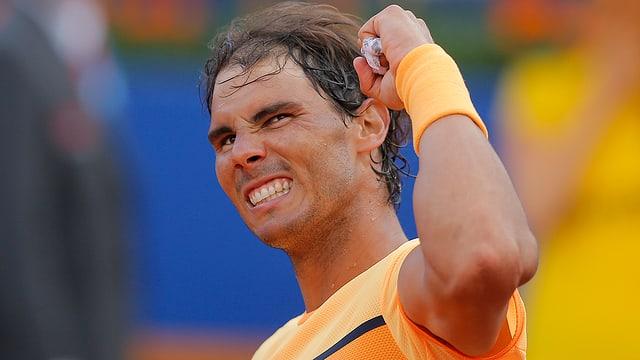 Nadal hat zu seinem Spiel zurückgefunden.