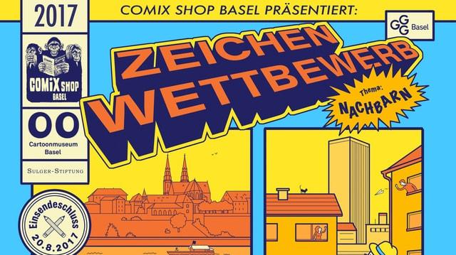 Comix Shop Basel