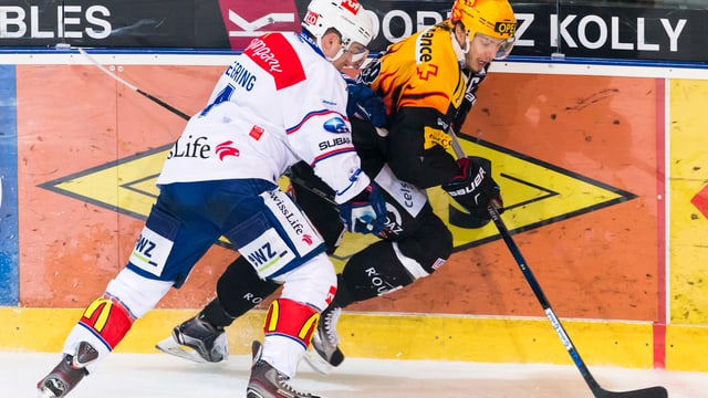 Fribourg - ZSC Lions