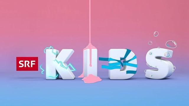 SRF Kids Key Visual