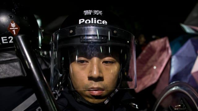 Policist da la China.