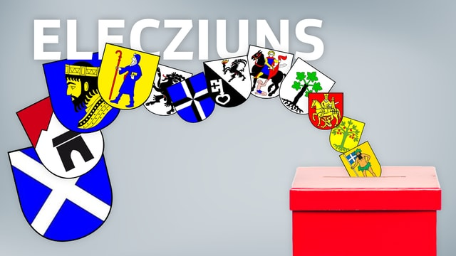 Survista da las elecziuns communalas (Artitgel cuntegn video)