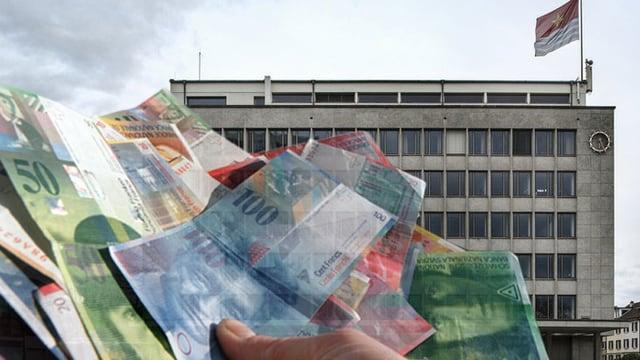 Dank der getroffenen Sparmassnahmen machte Wettingen 2013 eine halbe Million Franken Überschuss.