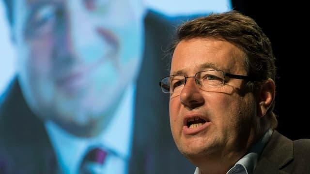 Vincenzo Pedrazzini, il vice-president da la PLD Svizra