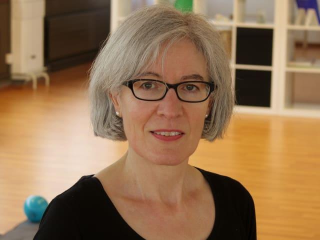 Rosmarie Weber.