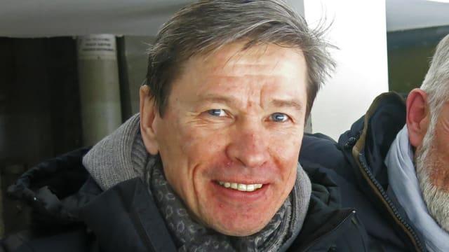 Porträt von Slawa Bykow.