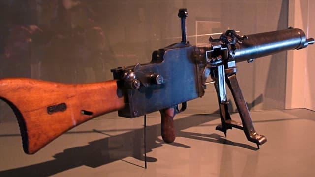Maschinengewehr des Typs 08/15