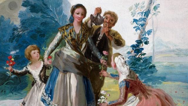 Goya in der Fondation Beyeler