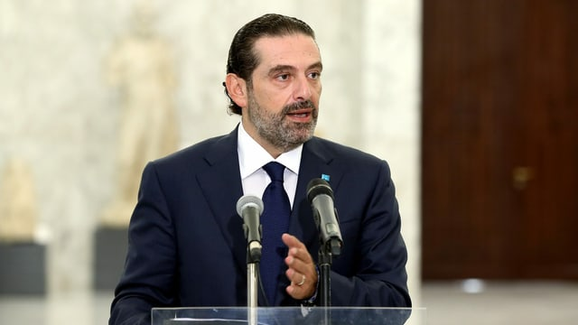 Nach Rücktritt: Hariri wird erneut libanesischer Regierungschef