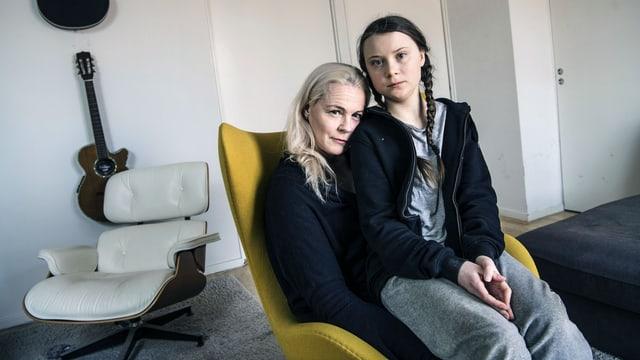 Die Mutter erzählt Greta Thunbergs Krankengeschichte - Literatur & Vorträge