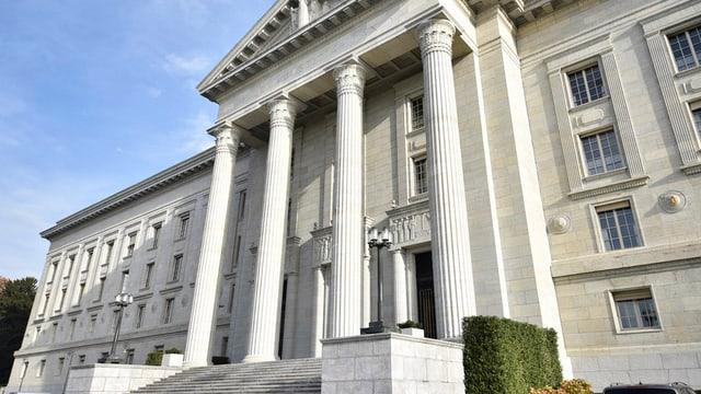 Eingang des Bundesgereichts