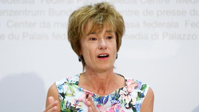 CVP-Nationalrätin Ruth Humbel