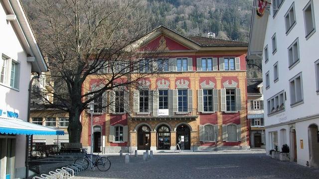 Das Theater Uri.
