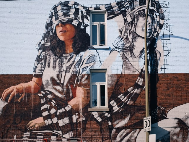 Street Art Festival Mural