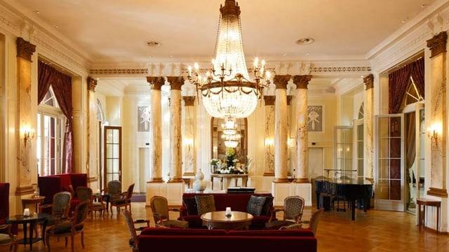 Salon des Bellevue Palace
