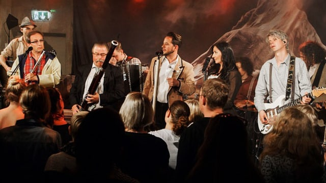 Video «ROCK THE CLASSIC – TRAUFFER» abspielen