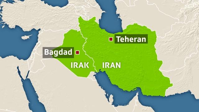 Die Eskalation im Iran