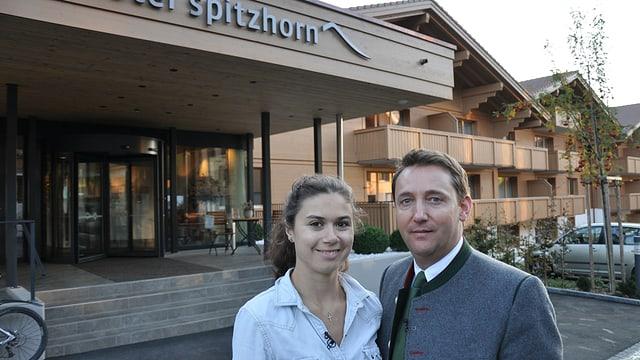 Video «Berner Oberland – Tag 2 – Restaurant Spitzhorn» abspielen