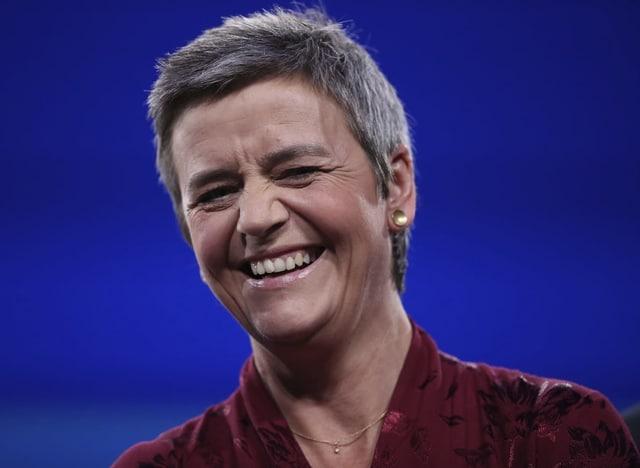 Margrethe Vestager (Liberale, Dänemark)