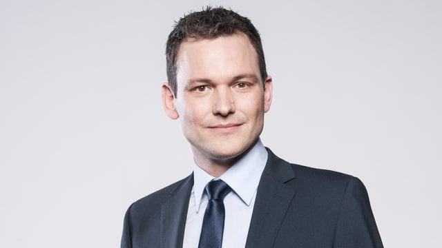 EVP-Regierungskandidat Thomi Jourdan