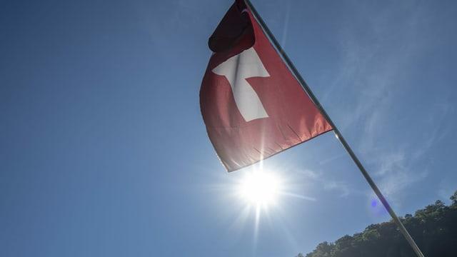 Fin 38 grads en Svizra – Admoniziun da unda da chalira