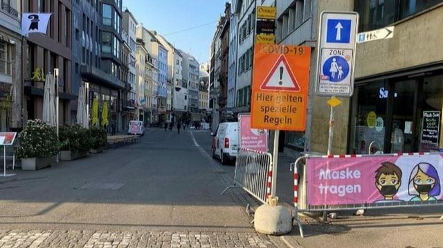Sonderregel für Hotspots in Basel