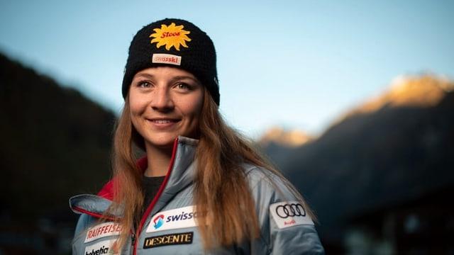 Porträt jasmina Suter