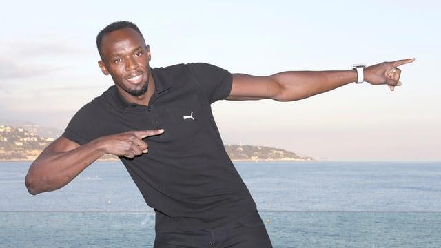 Usain Bolt wird dem Spitzensport Ende Saison den Rücken zukehren.