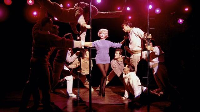 Marilyn Monroe im Film «Let's Make Love».