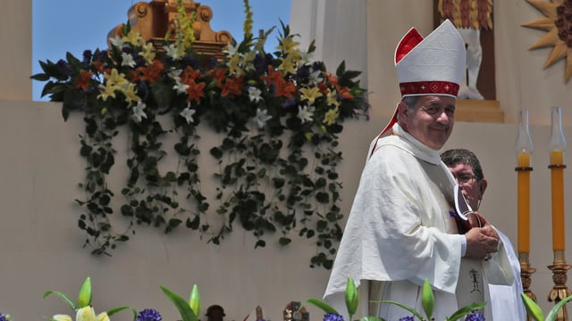 Der Pfarrer und Priesterausbilder Fernando Karadima wird des sexuellen Missbrauchs beschuldigt.