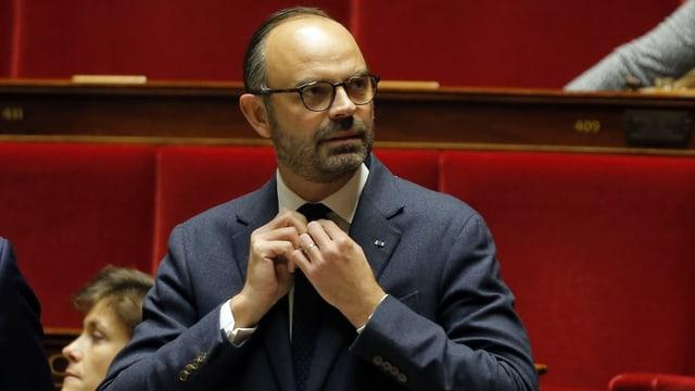 Premier Édouard Philippe