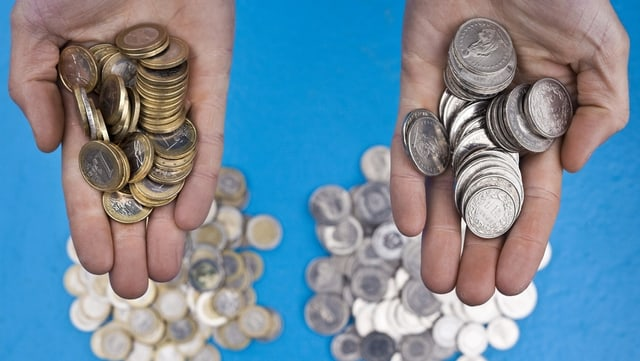 munaida euros e francs