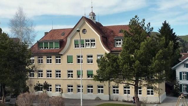 Schulhaus Primarschule Chlos Appenzell