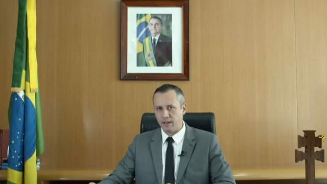 Brasilien: Kultursekretär Roberto Alvim schockt mit Goebbels-Imitation