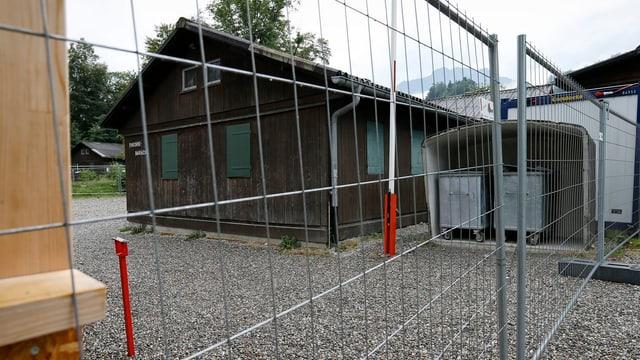 Truppenunterkunft in Alpnach