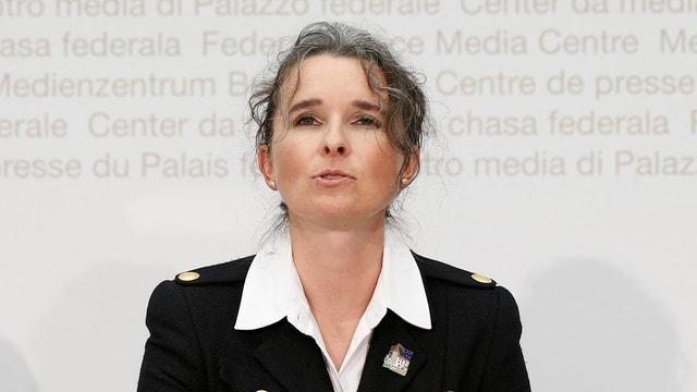 Yvette Estermann im Porträt.