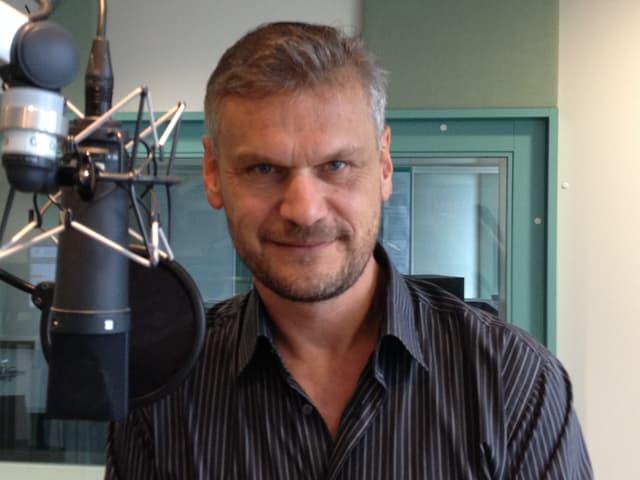 Intendant Peter Bernhard