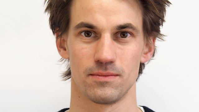 Stefan Riedener im Porträt
