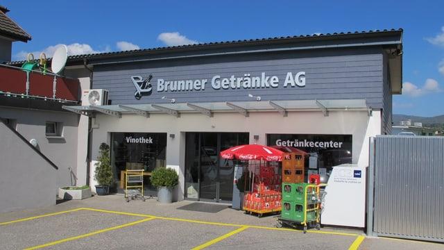 Firmensitz Brunner Getränke AG Gretzenbach