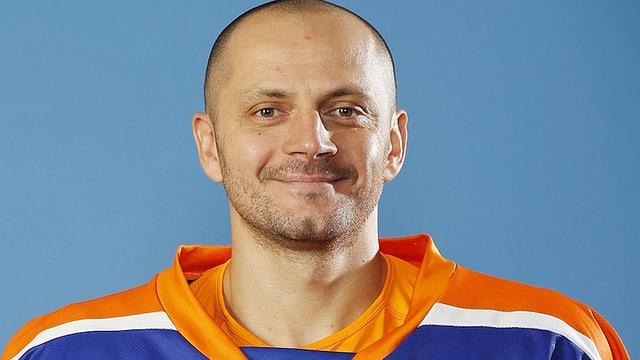 Jan Tabacek spielt neu für die ZSC Lions.