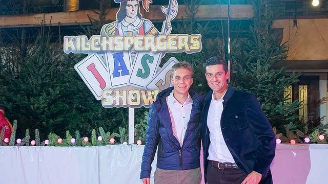 Video «Kilchspergers Jass-Show: Spiel und Spass mit Prominenten (4) vom 27.12.2014» abspielen
