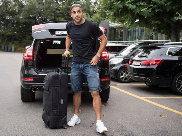 Packt der Nati-Verteidiger seinen Koffer bald in Mailand aus?