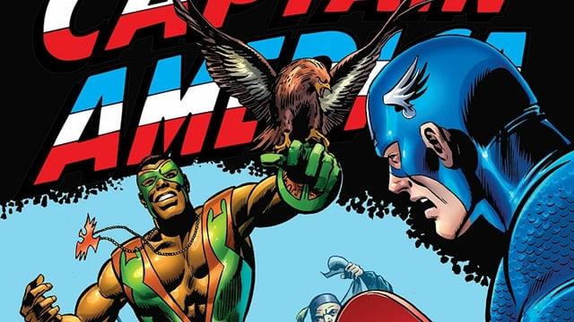 The Falcon und Cap