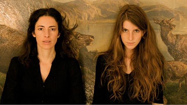 SRF 3 hatte das Duo Boy sofort auf dem Radar: die Zürcherin Valeska Steiner und Sonja Glass aus Hamburg.