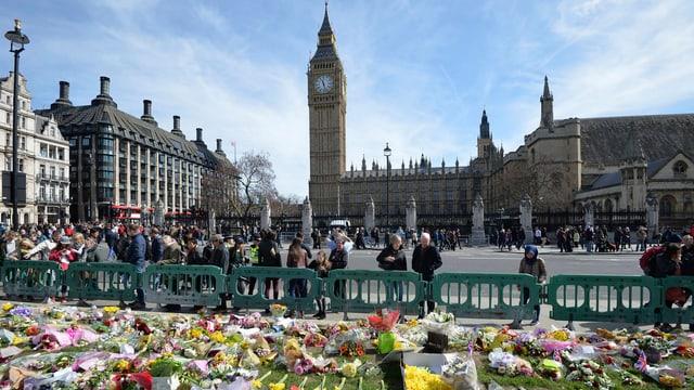 Londra è en malencurada.