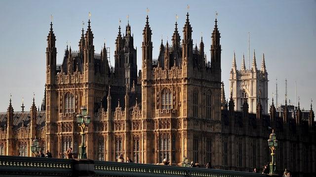 La Chombra dals lords a Londra.