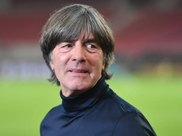 Joachim Löw bleibt Trainer der deutschen Nationalmannschaft.